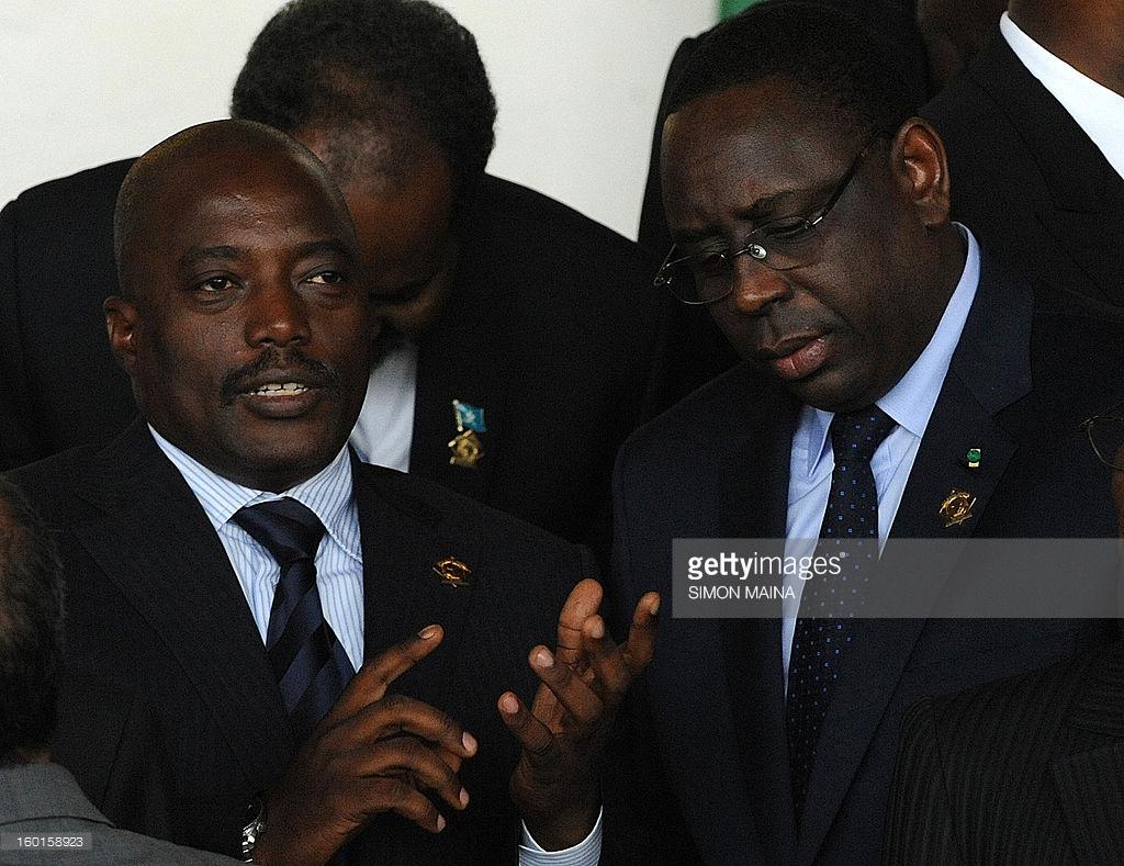 La présidence dément un tendancieux communiqué attribué à Macky Sall à propos de Joseph Kabila
