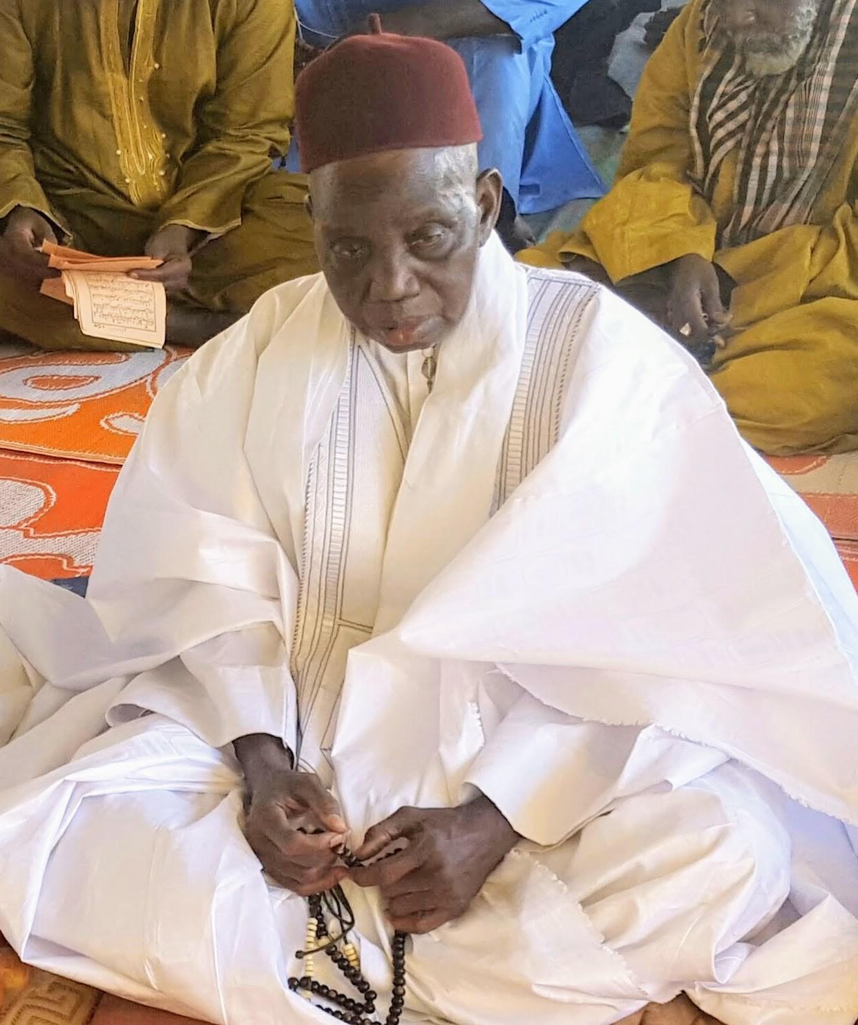Nécrologie : L'Imam Ratib de la Grande Mosquée de Kaffrine, Serigne Moussa Ndao tire sa révérence