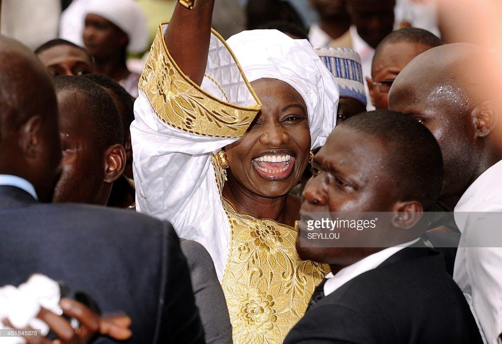 Aminata Touré à ses partisans: « Je ne serai pas candidate et c'est une déception, mais soyez endurants dans l'épreuve»