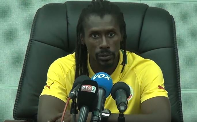 Sénégal/Guinée équatoriale : « La victoire est impérative » (Aliou Cissé)