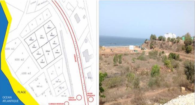 Bradage du littoral: L'architecte Pierre Atépa et Cie porte plainte contre le groupe Terrou-bi et le maire de Point E