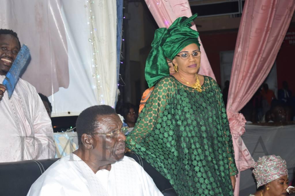 35 photos : Spécial Ndogou de Cheikh Bethio chez son épouse Sokhna Adja Saliou