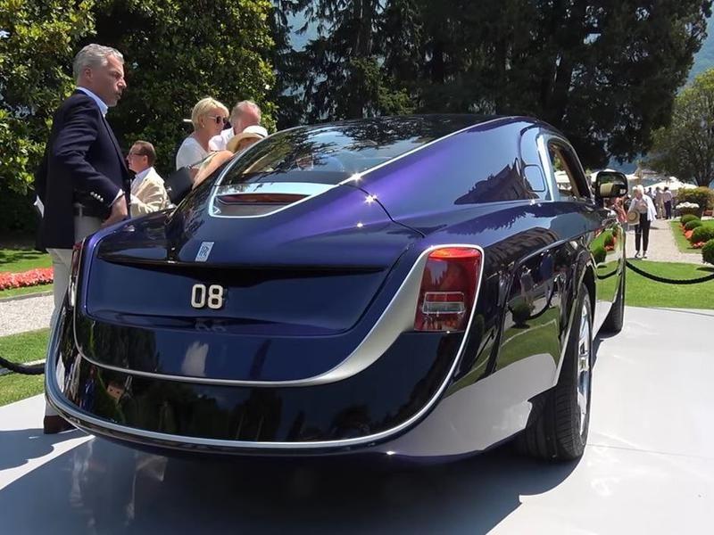 vid o d couvrez la voiture la plus ch re du monde et ses charmes bluffant. Black Bedroom Furniture Sets. Home Design Ideas