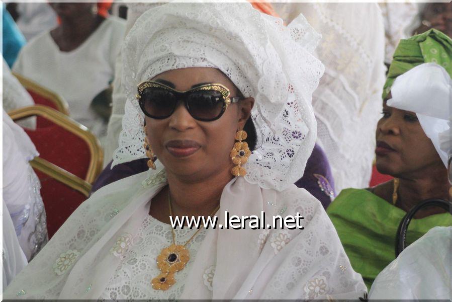 Photos: Conférence religieuse à Kaolack organisée par Me Nafissatou Diop.