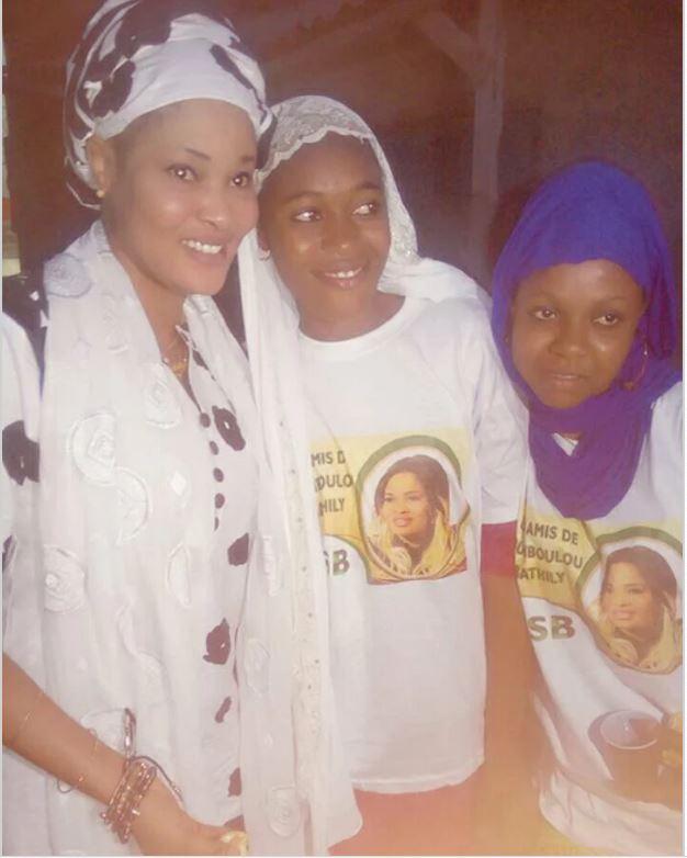 (21 Photos) Les amis de Soumboulou organisent un récital de Coran et un Ndogou pour l'actrice de la série Wiri Wiri