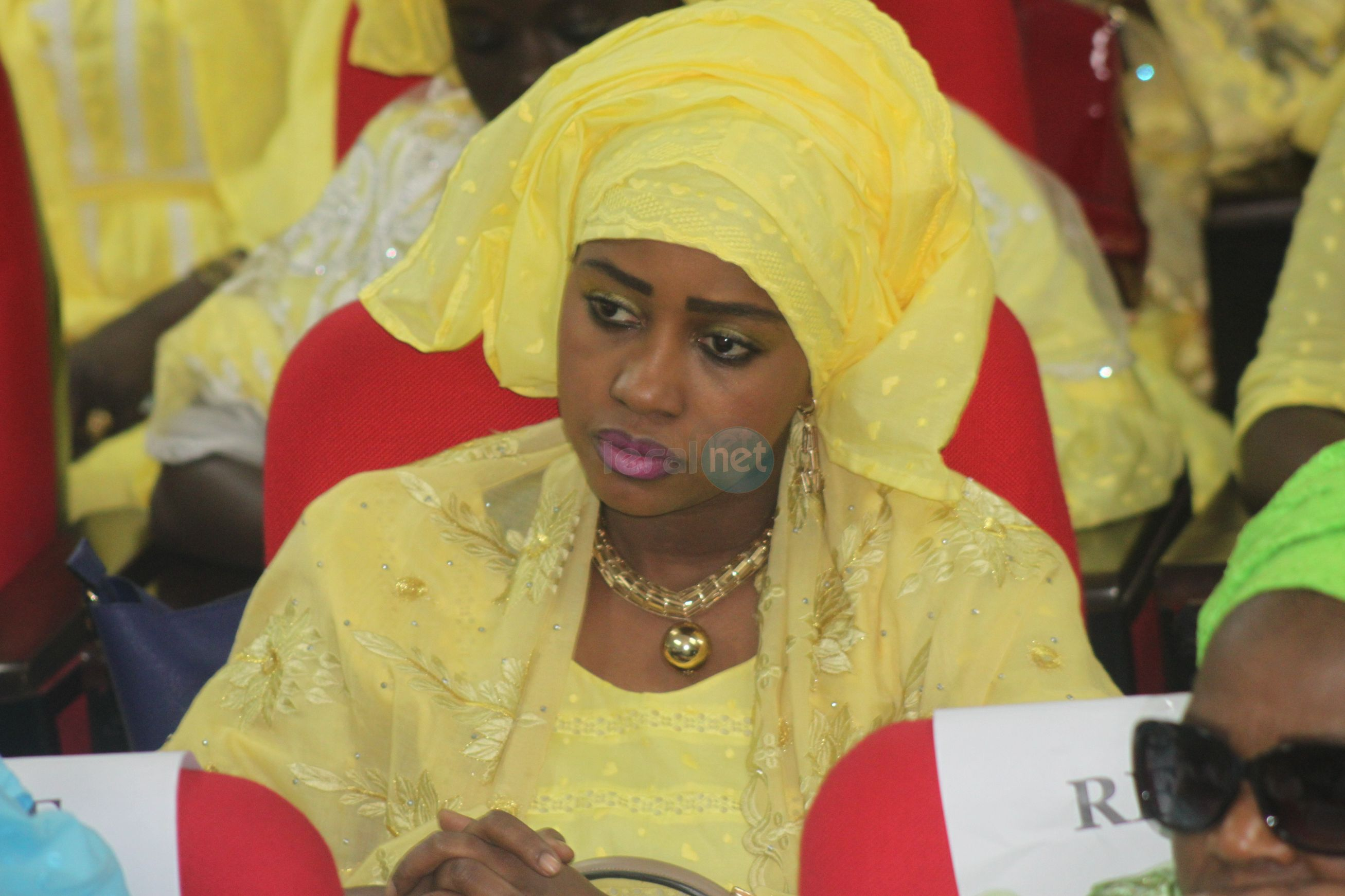 12e édition de la conférence religieuse de l'Amicale des Femmes des Ministères de l'Agriculture, de l'Elevage, de l'Hydraulique et de l'Assainissement