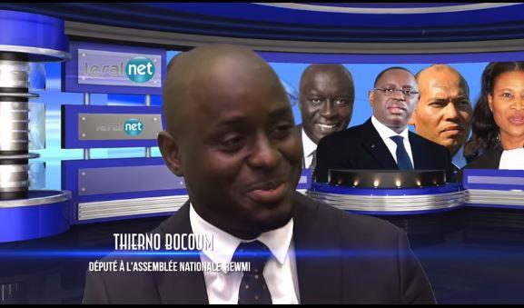 Non investiture à Mankoo Taxawu Senegaal : Thierno Bocoum fait dans la langue de bois… et remercie Idrissa Seck