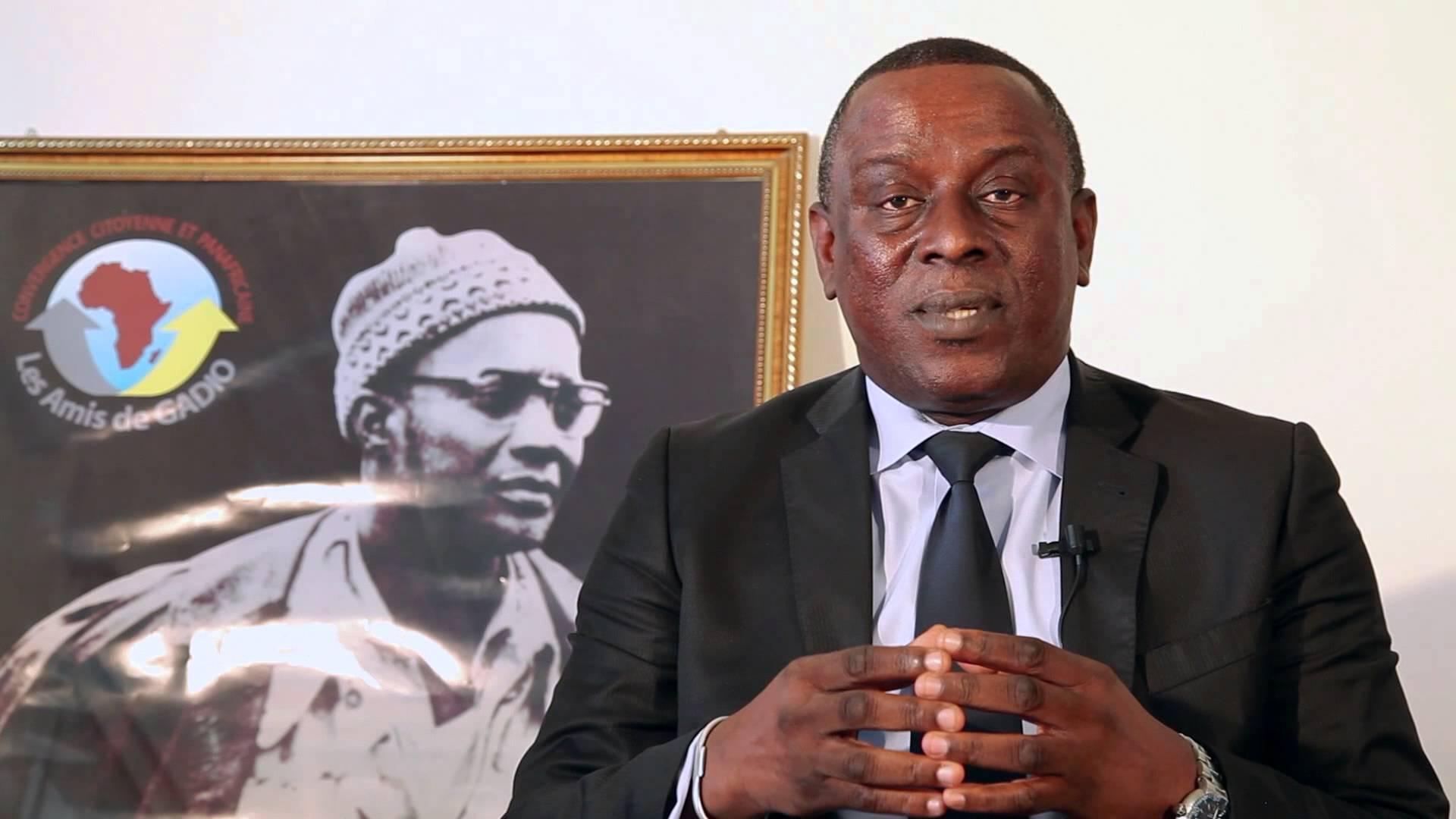 Cheikh Tidiane Gadio : «J'ai des doutes sur la faisabilité pratique des élections»