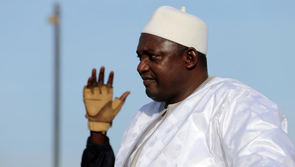 Gambie: le Président Adama Barrow rompt avec le Qatar