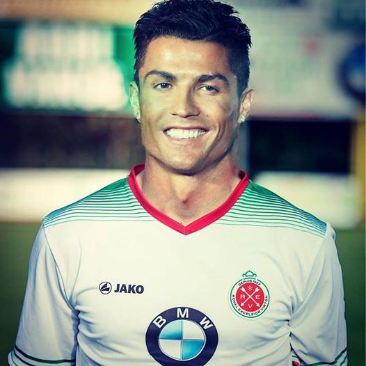 BUZZ-C'est officiel: Ronaldo a signé à Virton!