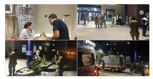Turquie: Intoxication alimentaire pour plus de 700 soldats
