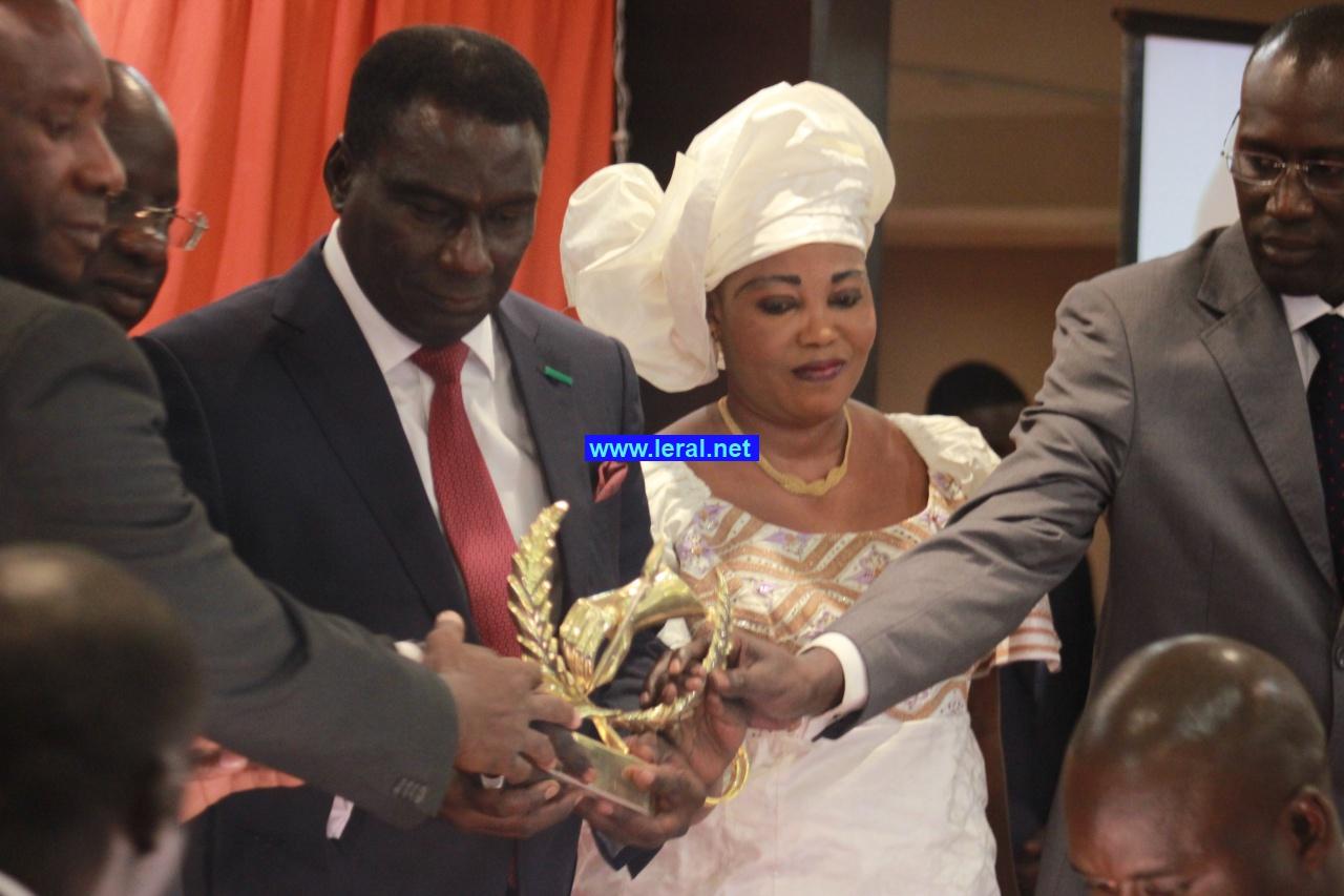 Le Conseil d'administration du Port Autonome de Dakar félicite le DG Cheikh Kanté et son staff