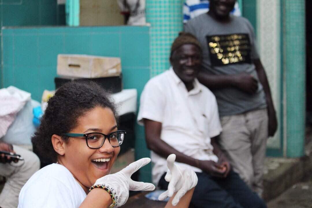 20 photos : la distribution de ndogou par l'association CI BIIR XöL, la Jeunesse de la Téranga dakaroise