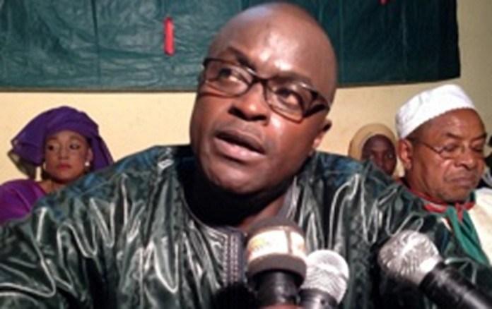 """Me Moustapha Mbaye: """"Nous n'accepterons pas de rester avec l'Apr dans une espèce d'alliance du cavalier et du cheval..."""""""