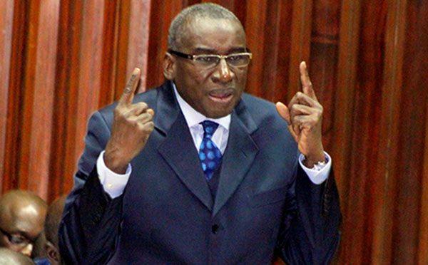 Dernière minute: Le projet de loi modifiant les articles 75 et 77 de la loi organique portant Statut des magistrats adopté par l'Assemblée nationale