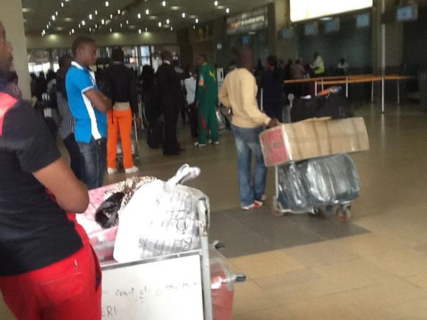 Etats-Unis: « D'autres Sénégalais seront rapatriés »