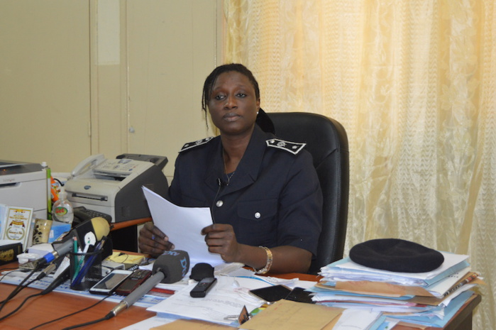 Incident au marché Ocass de Touba: La police livre sa version des faits