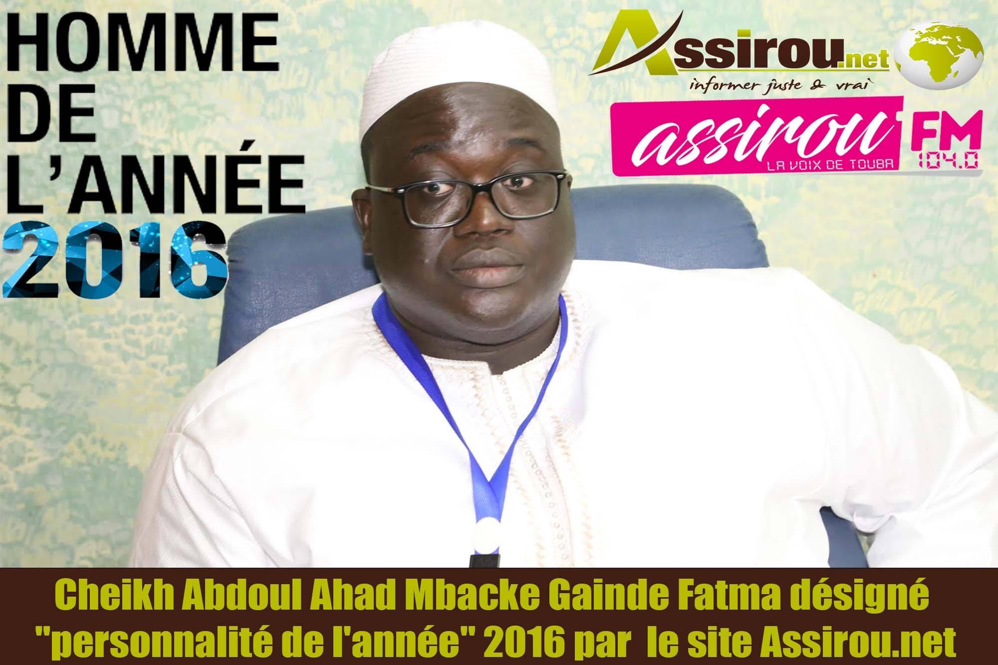 Cheikh Abdoul Ahad Gaïndé Fatma, tête de liste de BBY à Mbacké: Haute mission pour un homme de haute descendance lignagère