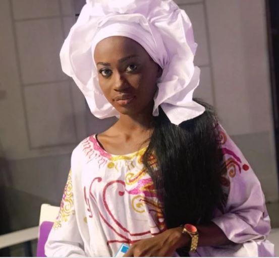 10 photos : Sokhna Astou Kane Dione, la nouvelle égérie du journal télévisé de la 2Stv