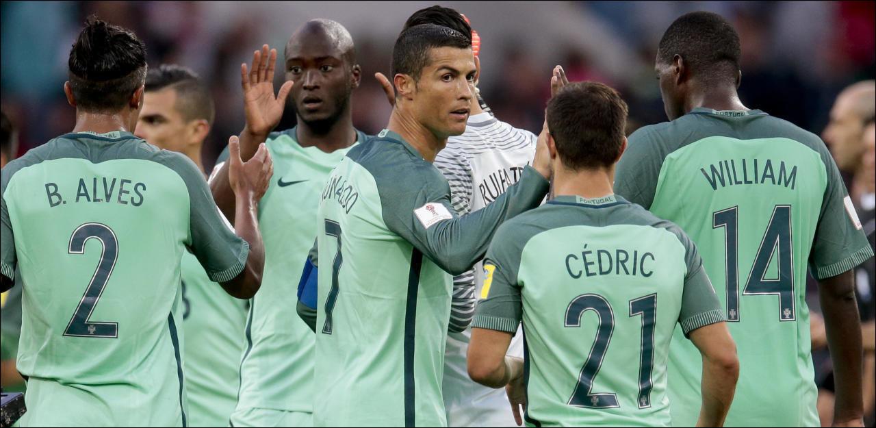 Coupe des confédérations: Le Portugal domine la Russie grâce à Cristiano Ronaldo