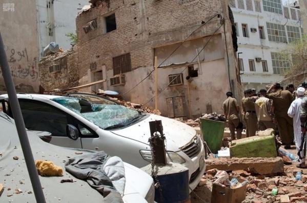 """Arabie: la police déjoue """"une action terroriste"""" à La Mecque"""