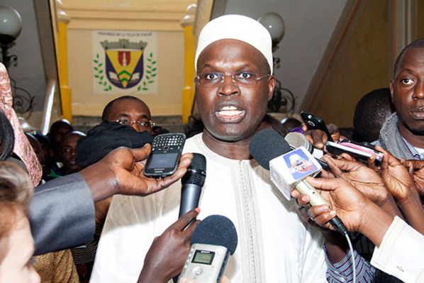 Dakar, les gros handicaps de Khalifa Sall