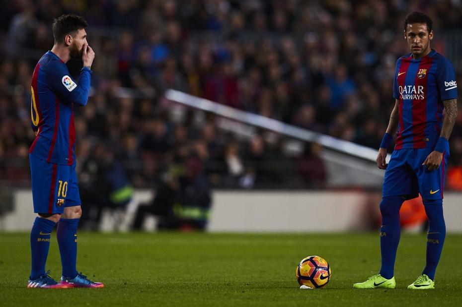 FC Barcelone: Rififi entre Messi et Neymar ?