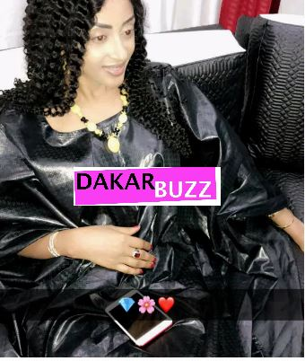 Photos : Sokhna Aïdara, la chérie de Wally Seck en mode korité
