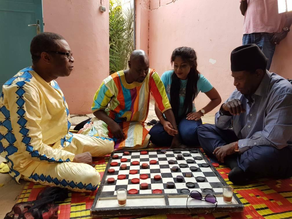 15 photos : Youssou Ndour, Jojo, lamine Ndiaye, les coulisses du nouveau clip du roi du Mbalax