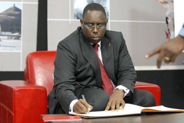 La revalorisation des pensions militaires de retraite et d'invalidité répare une injustice (Macky Sall)