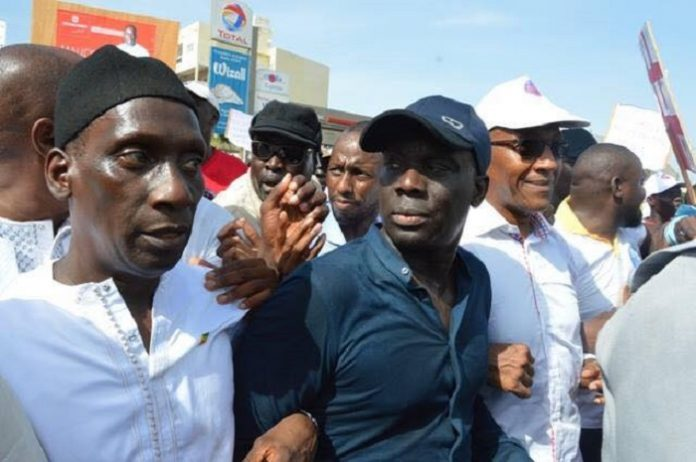 Soupçon de fraude: Coalition gagnante Wattu Senegaal saisit la Cena et exige la publication de la liste des électeurs par bureau de vote