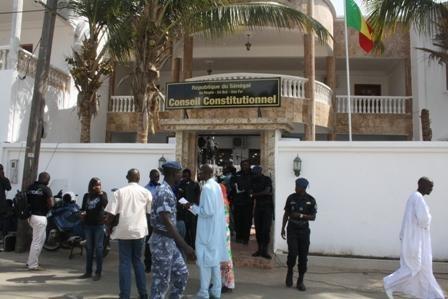 Conseil constitutionnel : Les deux nouveaux juges ont prêté serment