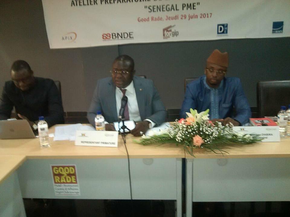 """Idrissa Diabira, (DG ADEPME): """" Notre objectif est de faire du secteur privé le deuxième étage de la fusée de la croissance du Sénégal"""