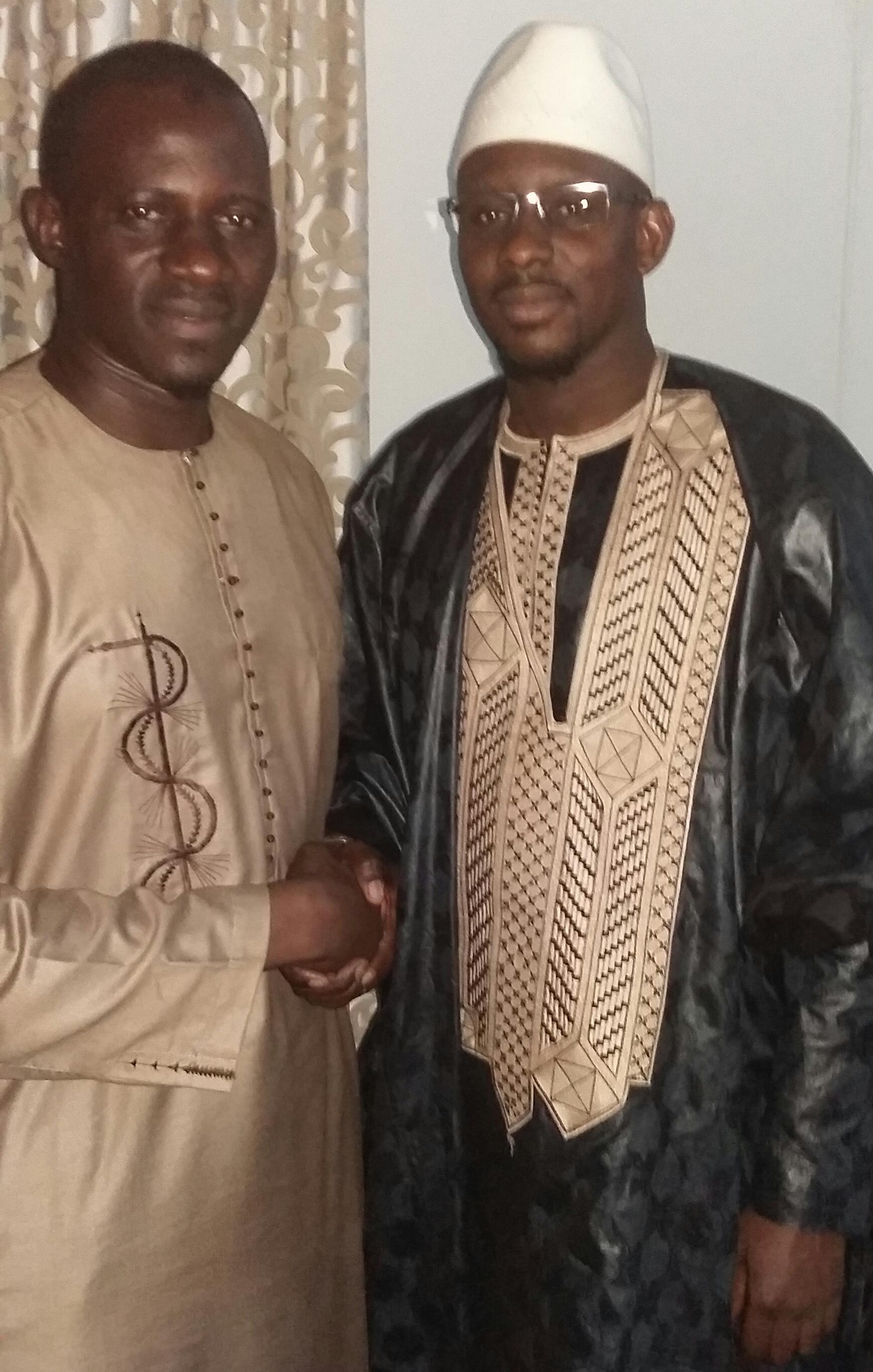 Investitures à BBY Louga : le mouvement Vision républicaine se range derrière Moustapha Diop