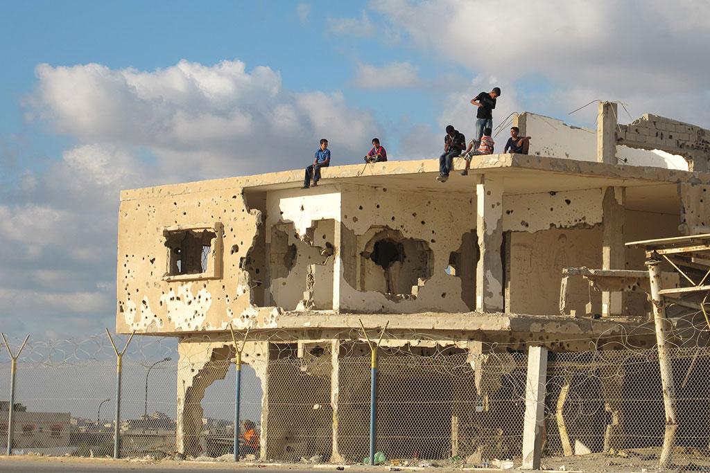 La fin de l'occupation est le seul moyen de jeter les bases d'une paix durable entre Israéliens et Palestiniens (ONU)