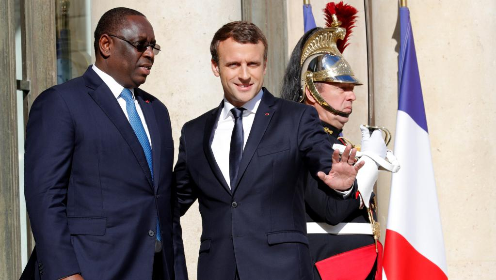 Sommet du G5 à Bamako : Emmanuel Macron s'est entretenu avec Macky Sall au téléphone