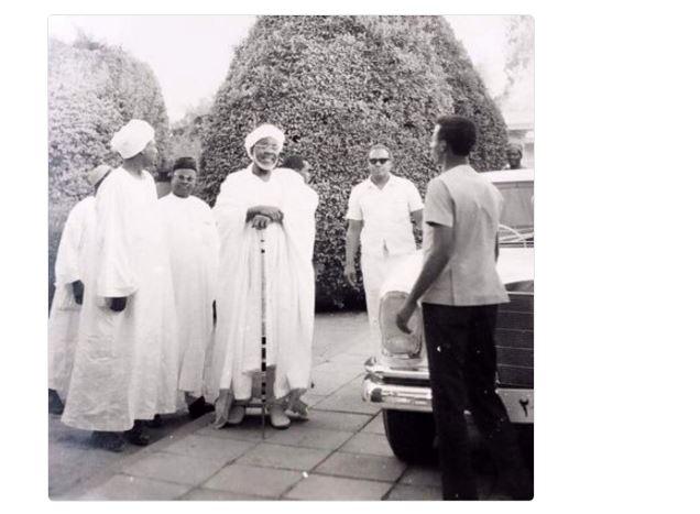 Mame Baye Niass, Cheikh Al Islam