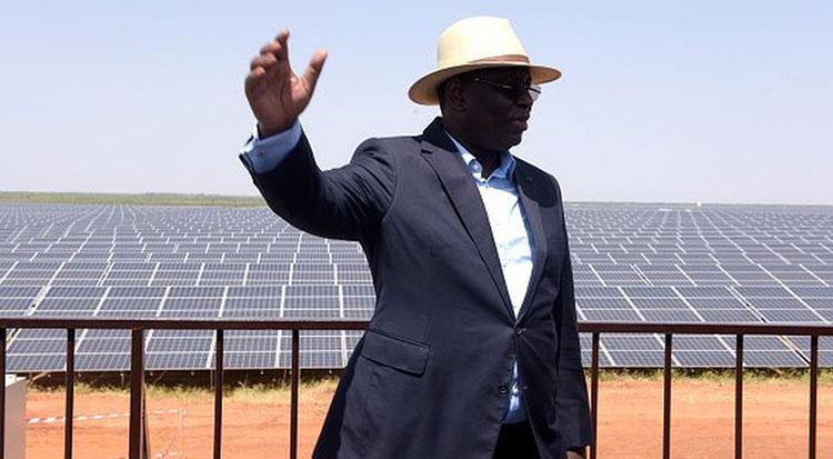 Les dessous du financement de la centrale photovoltaique de Méouane