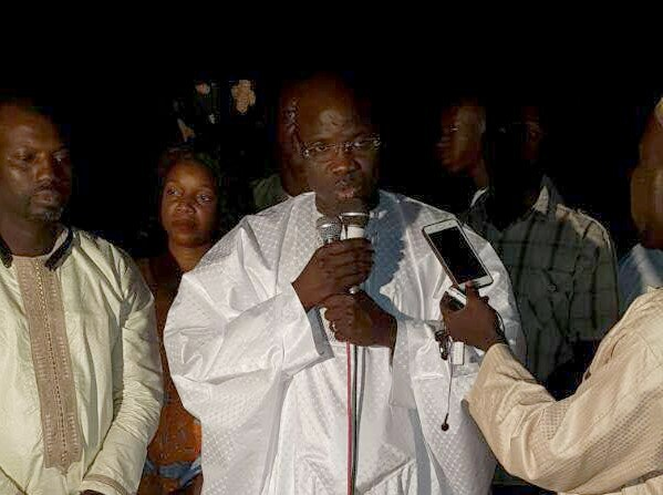 Kaolack : Mouhamed Ndiaye Rahma brise le silence et réitère son compagnonnage avec Macky Sall