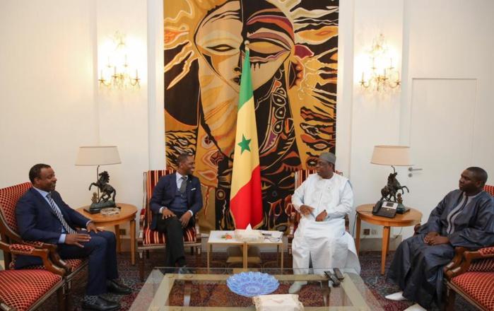 """Kabirou Mbodje : """"Au Sénégal, on sent un État qui a compris qu'il fallait promouvoir, soutenir des champions nationaux"""""""