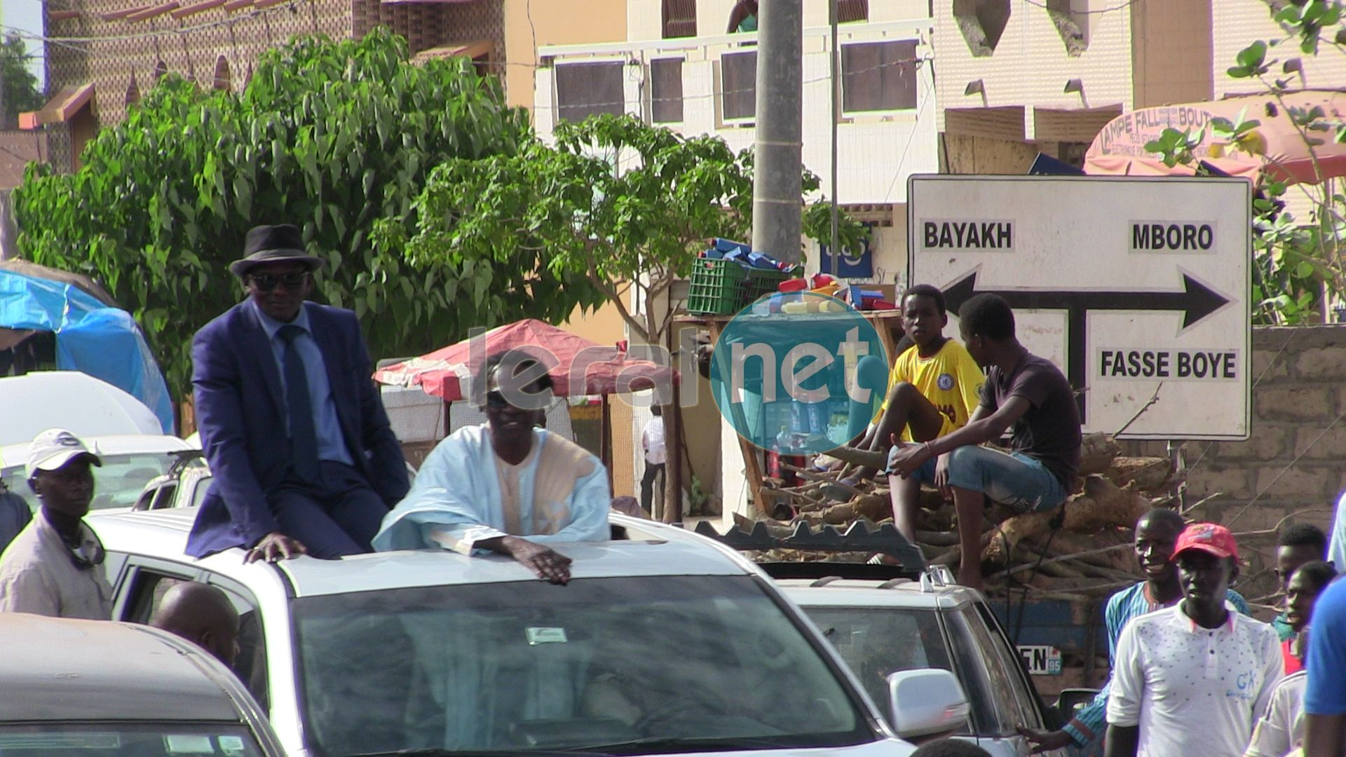 Vidéo-Photos: Baaba Maal en tournée avec son mouvement, Nann-k