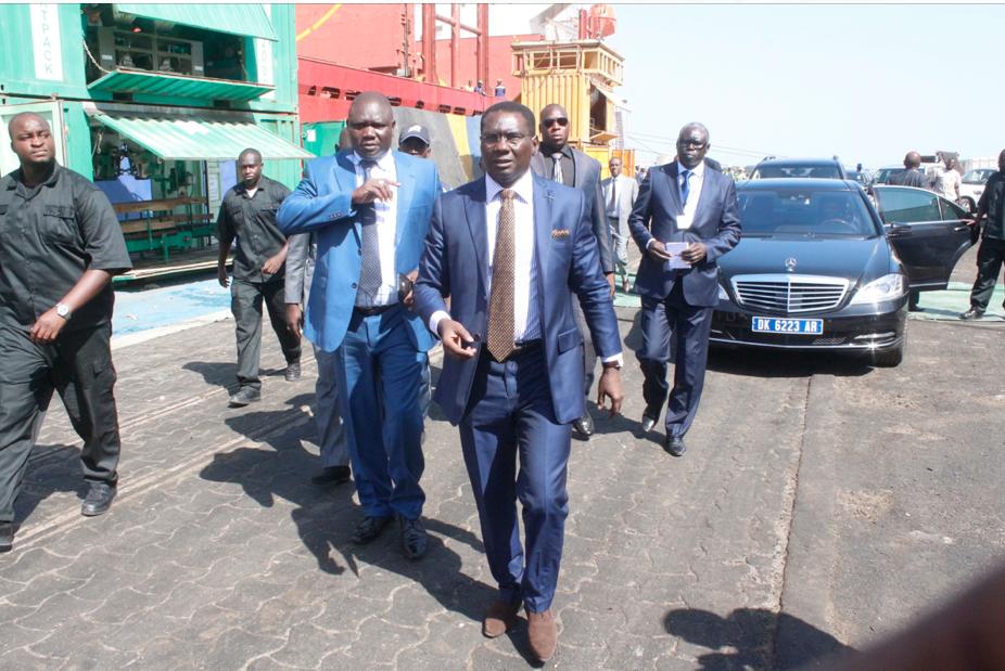 """Mbagnick Ndiaye brandit le sabre contre Cheikh Kanté  : """"quiconque met en place un Comité électoral parallèle, aura affaire à moi"""""""