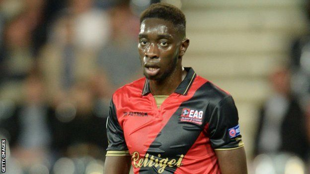 Le joueur malien Sambou Yatabaré placé en garde-à-vue