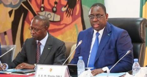 Pénurie d'eau: Le Président Macky Sall invite le Gouvernement à accélérer la réalisation de Keur Momar Sarr 3 et l'usine de dessalement des Mamelles