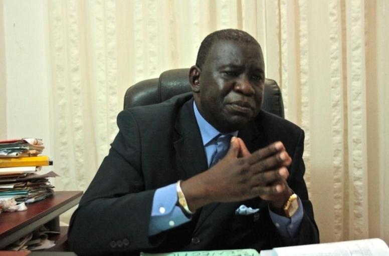 Me Assane Dioma Ndiaye, président de la Lsdh: « le problème de fuites s'est toujours posé, mais on a toujours essayé de l'occulter »