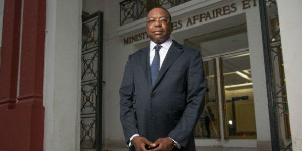 Mankeur ndiaye ministre des affaire etrang res et des for Ministre de l exterieur