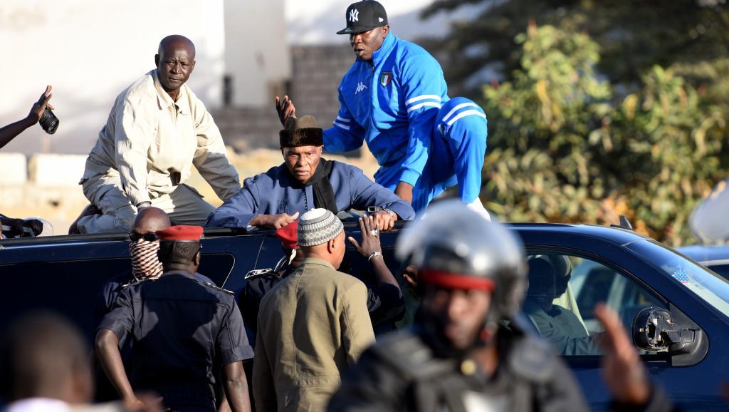 Retour de Wade: Soupçon de sabotage de la part du régime