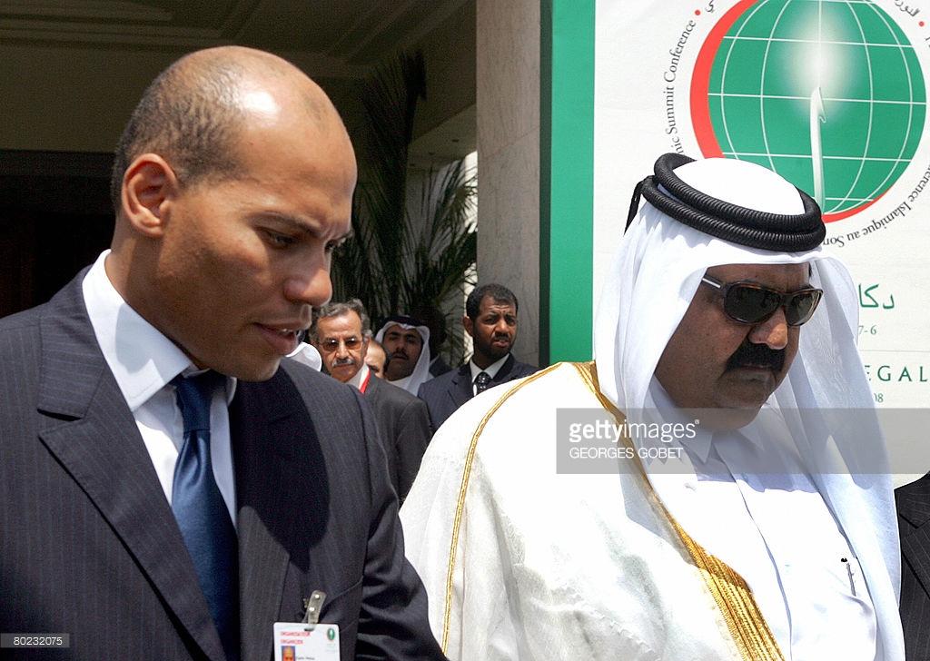 """Grâce présidentielle pour Karim Wade : la lettre de l'émir du Qatar décryptée par """"Libération"""""""