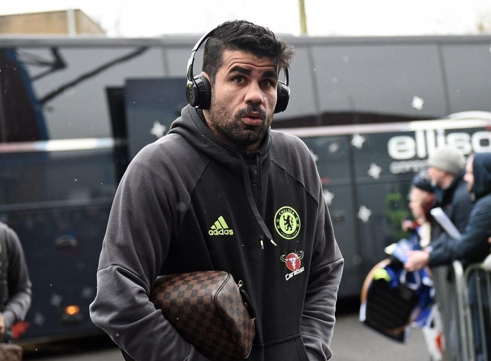 Chelsea: Diego Costa était bien absent à la reprise mais...