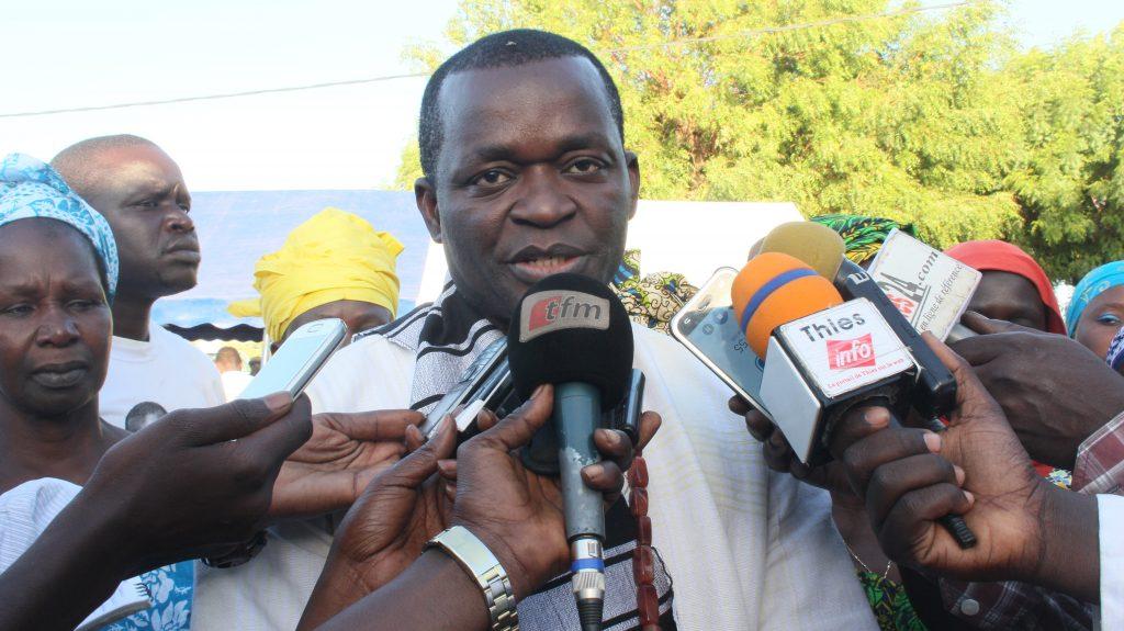 «Quand Idrissa Seck était Premier ministre, il n'a rien fait pour le Diobass » (Alioune Sarr)